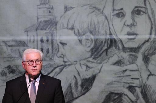 独大統領がポーランドに許し請う 第2次大戦最初の空襲被災地で式典