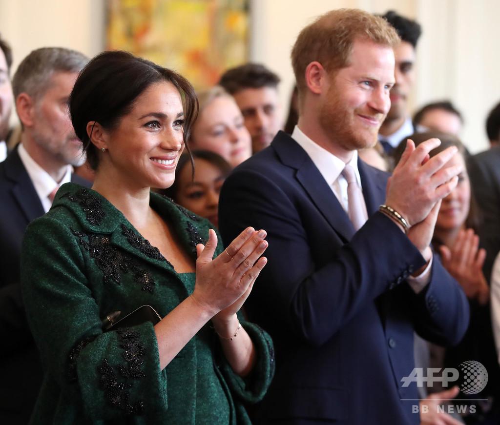 ヘンリー王子夫妻、インスタ開設でギネス記録更新