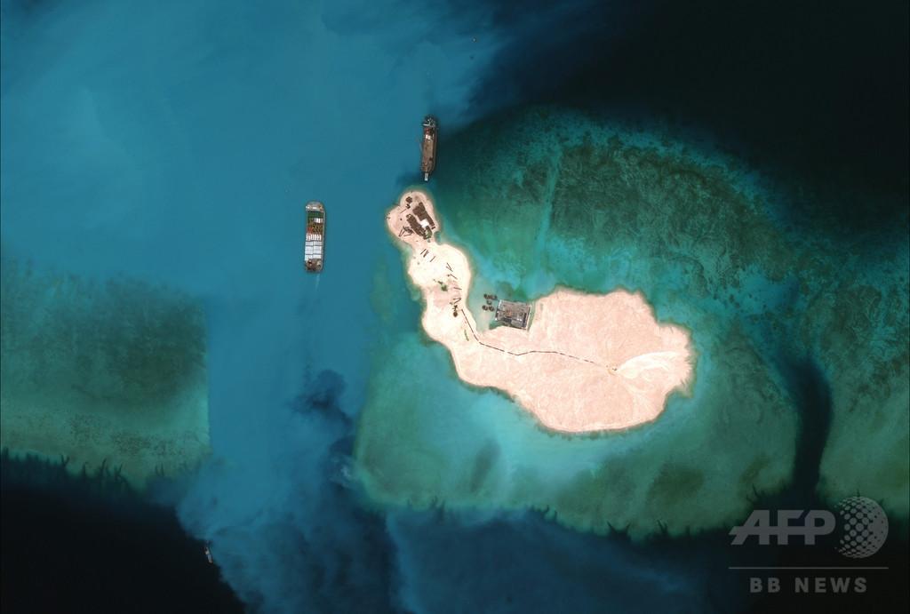 フィリピン大統領「世界が中国に懸念」に中国反発