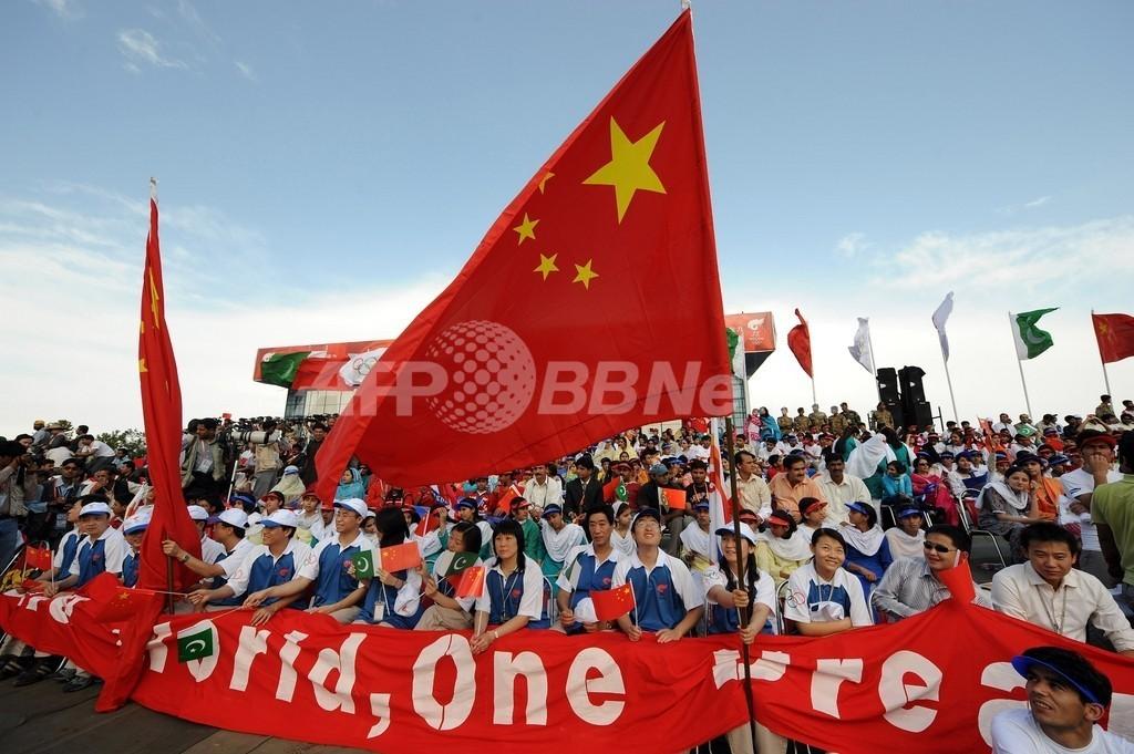 中国、行きすぎた「愛国熱」に抑制呼びかけ チベット暴動の海外報道をめぐり