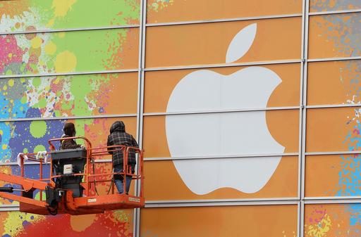 米ITメディアを最もにぎわせたのは「アップル」