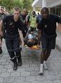 ハイチで20代男性を救出、倒壊した食料雑貨店から 「コーラを飲んで助かった」