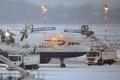 欧州北部で大雪、空の便などに大きな乱れ 英は4年ぶり規模