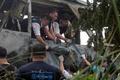 観光バスが衝突・炎上、中国人観光客ら26人死亡 台湾