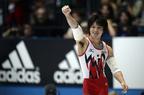 エース内村率いる日本、世界選手権で団体の金を目指す