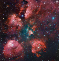 【特集】「猫の手星雲」に「魔女星雲」…神秘の天体ショー