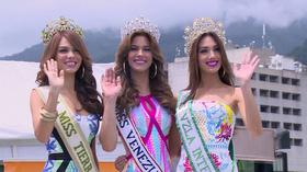 動画:ミス・ベネズエラ2014が決定