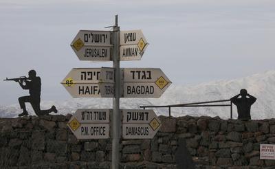 トランプ氏、ゴラン高原のイスラエル主権を25日に承認へ