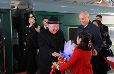 ベトナム開催の米朝首脳会談、金氏はどう移動する? 臆測飛び交う