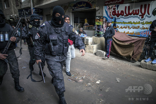 エジプト人権団体に閉鎖命令、当局の拷問被害を記録
