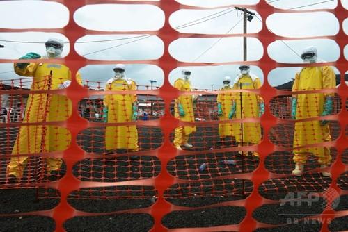 エボラ熱拡大で「国家存亡の危機」 リベリア国防相、安保理で訴え
