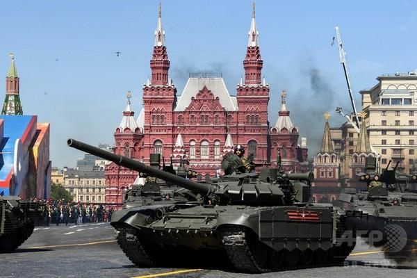 ロシアが後れを挽回、無人兵器を続々開発