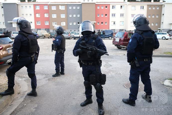 過激派約2万人を追跡、フランスに突き付けられる課題