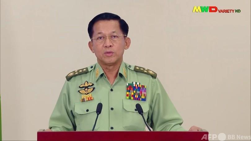 今回の軍政は「異なる」 ミャンマー軍司令官が演説 写真8枚 国際 ...