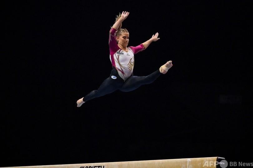 独体操選手、全身スーツでの演技に注目「重要なシグナル」 写真9枚 ...