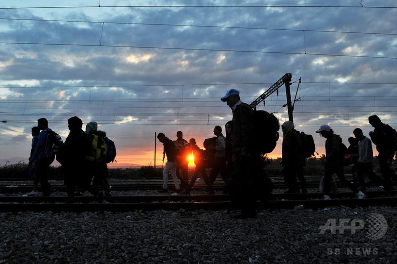 シリア難民、高スキル保持も厳しい社会統合