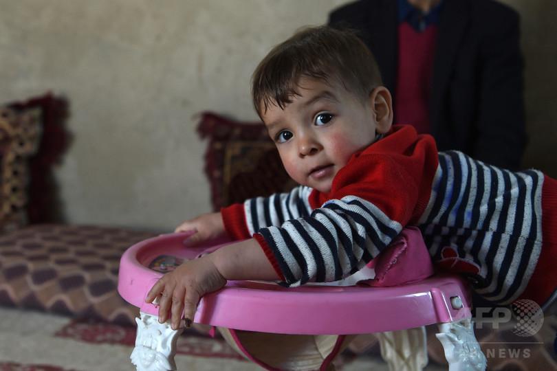 息子を「ドナルド・トランプ」と命名、両親が批判の的に アフガニスタン