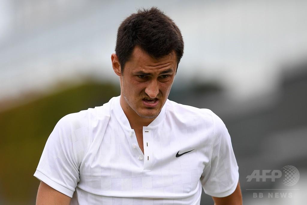 「飽きてしまった」トミック、テニスへのモチベーション喪失を告白