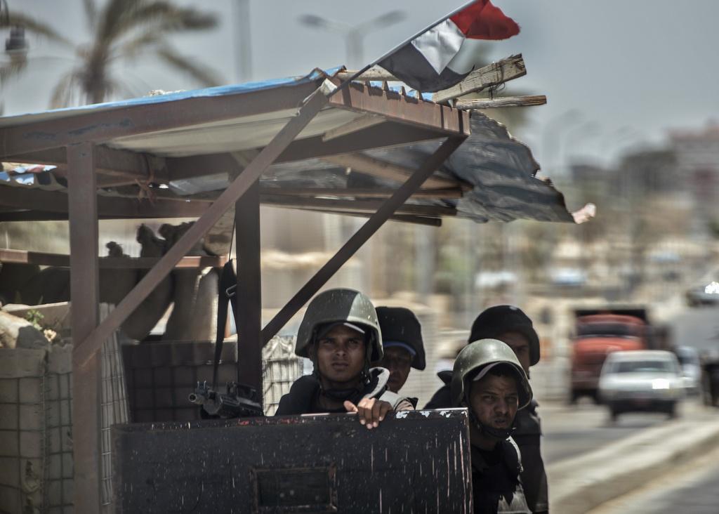 「シナイは僕らのベトナムだ」 エジプト若手兵が語る戦場の現実