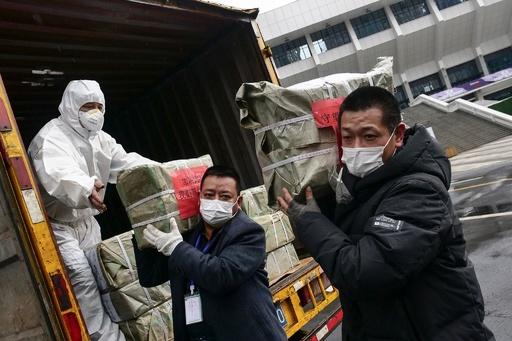 新型ウイルス、中国の死者47人増の2835人 患者は7万9251人に