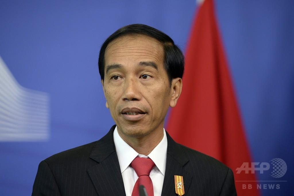 インドネシア、子どもへの性犯罪者に死刑導入 強制的な去勢も