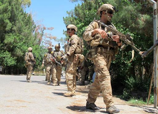 米軍、「自己防衛」でアフガン市民33人死亡と発表