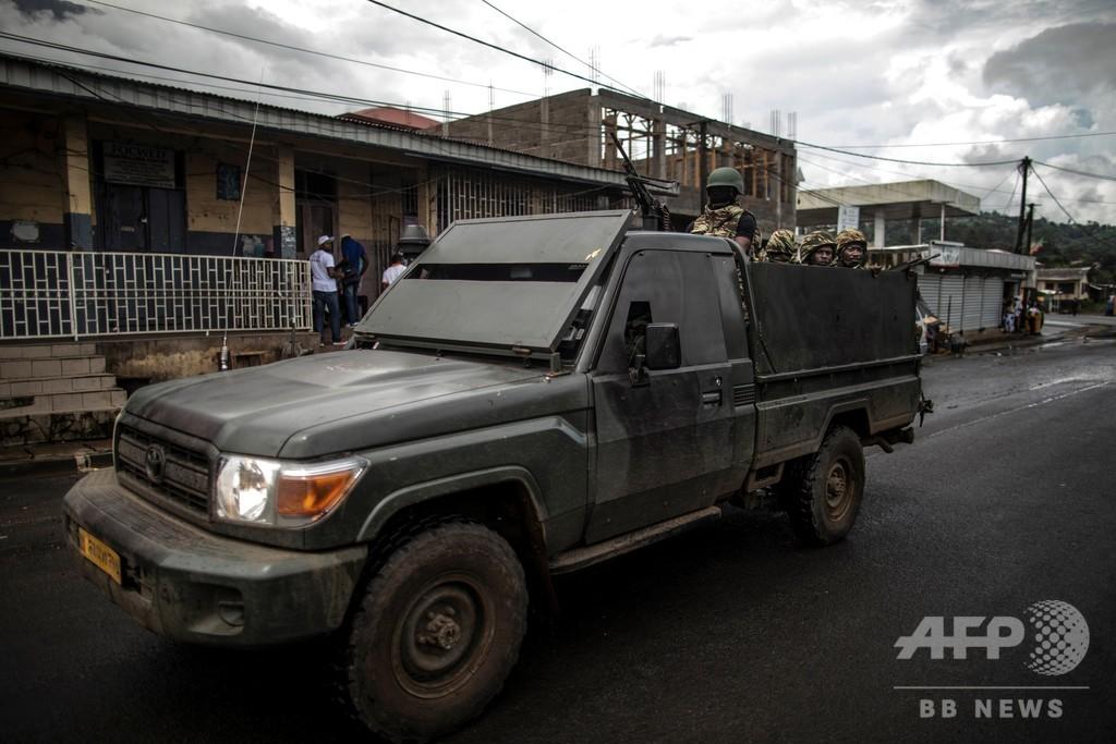 カメルーンの避難民救済で約200億円の支援呼び掛け、UNHCR