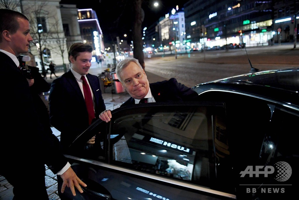 フィンランド議会選、極右政党が躍進 1議席差で第2党に