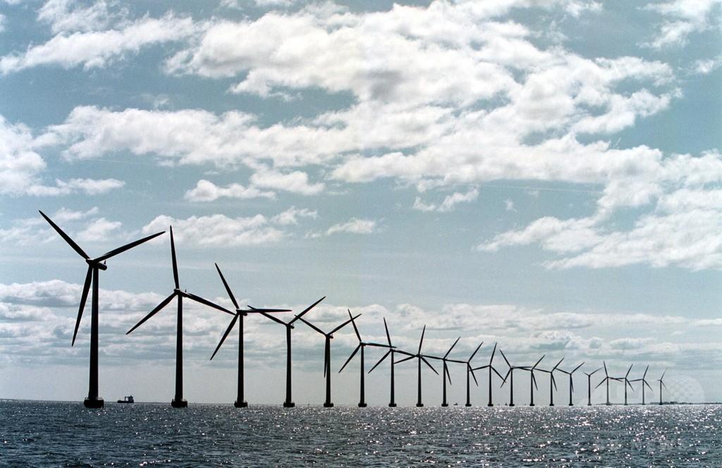 デンマーク、17年消費電力の4割超が風力発電に 過去最高