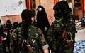 シリア・ラッカでISへの空爆激化、民間人数十人が脱出