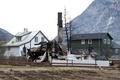 世界遺産の村で大火災、歴史的家屋が多数焼失 ノルウェー