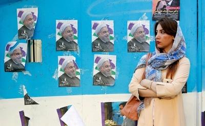 革命から40年、徐々に権利を取り戻す女性たち イラン