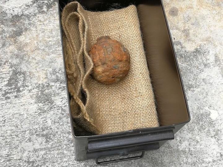 ポテトチップス用の輸入ジャガイモから手りゅう弾、香港