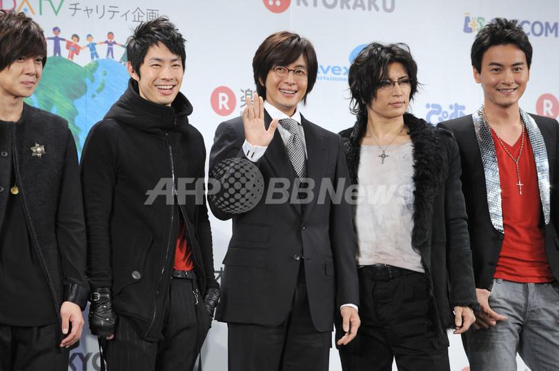 GACKT、ペ・ヨンジュンらがフォトセッション 来年チャリティー番組