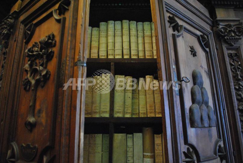 ローマ法王庁の秘密文書、初めて一般公開