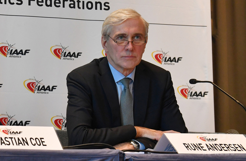ロシアの資格停止継続、IAAFが発表 組織的ドーピング問題