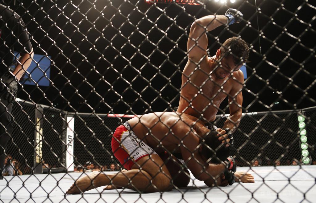 ポルトガルの総合格闘家、TKO負けの2日後に死去