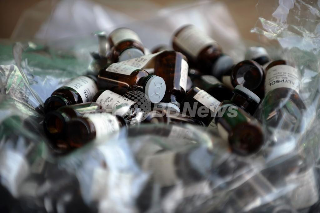 麻酔薬ケタミンに顕著な抗うつ効果、米大研究