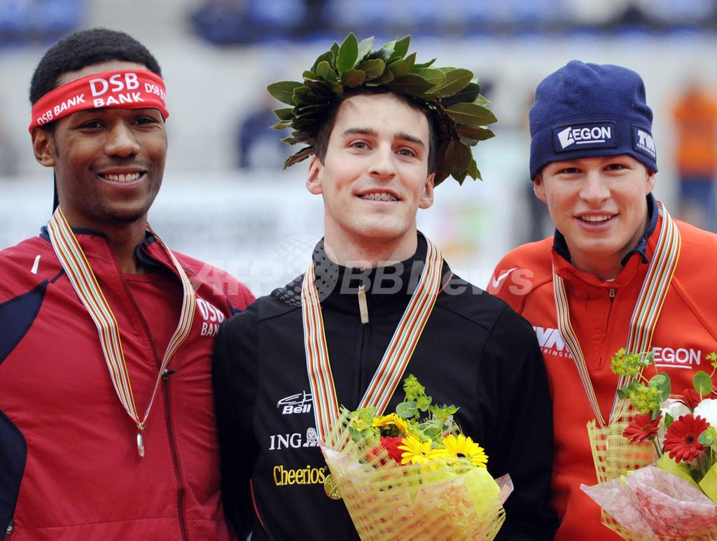 モリソン 男子1500メートルで優勝