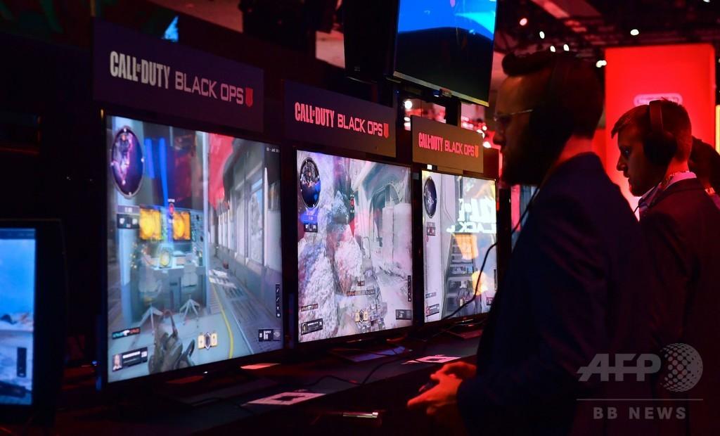 ビデオゲーム、依存性は麻薬に匹敵 WHO
