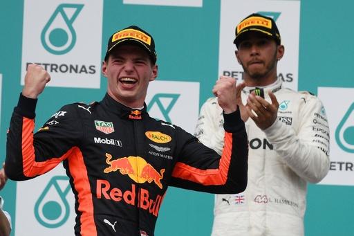 フェルスタッペンが最後のマレーシアGP制す、キャリア2勝目