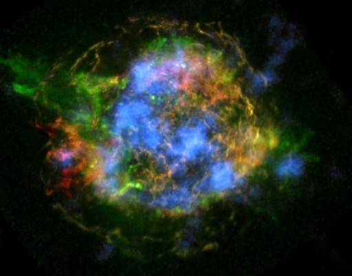 超新星爆発の謎、最新宇宙望遠鏡で解明進む