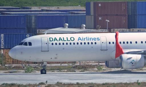 機体に穴開けた爆発は「爆弾による」もの、ソマリア政府が発表