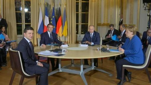 動画:ロシア・ウクライナ首脳会談、年内の完全停戦で合意 追加撤収も目指す
