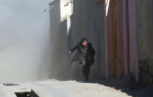 アフガン首都のシーア派施設で爆発、40人死亡 ISが犯行声明