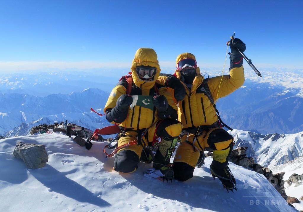 「死の山」に冬季初登頂、イタリア人登山家ら