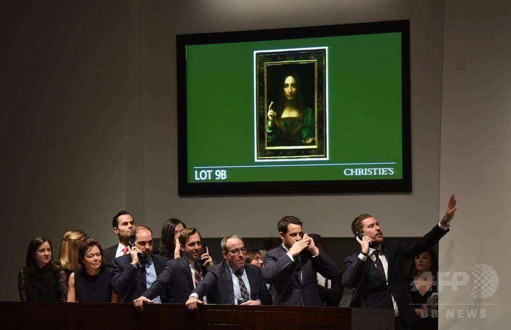 急成長する世界美術品市場、落札額1000億円も「時間の問題」
