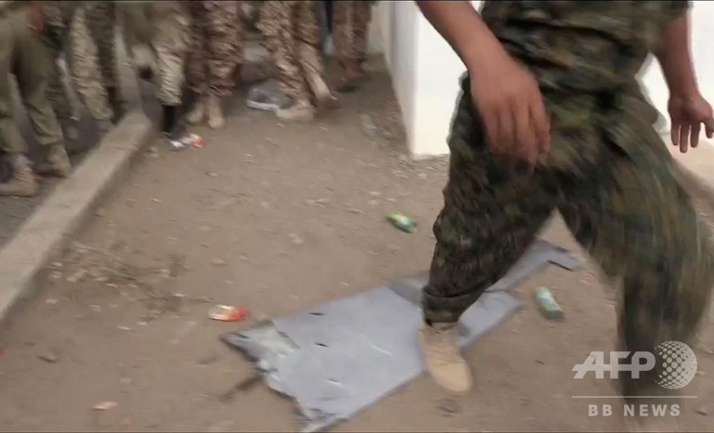イエメン最大の空軍基地でドローン攻撃、政権側6人死亡 和平の障害となる恐れ