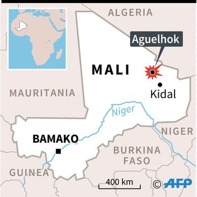 マリのPKO駐屯地をイスラム過激派が襲撃、隊員10人死亡