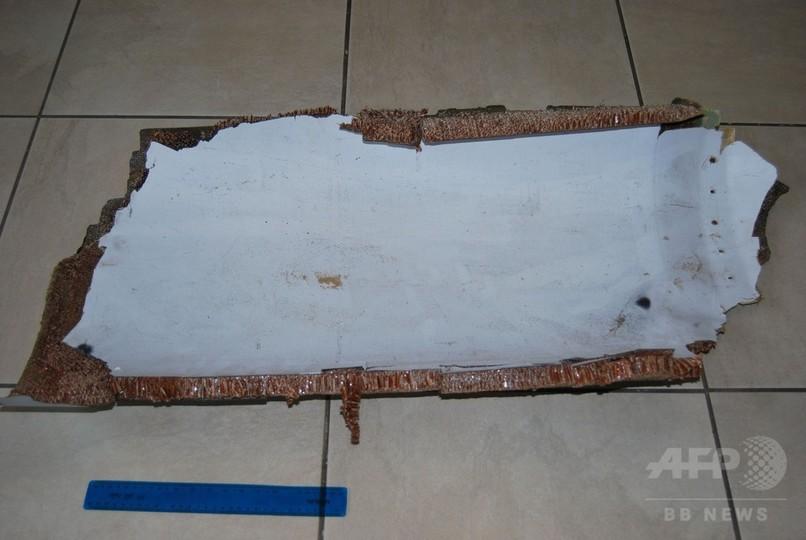 不明マレーシア機の新たな残骸か、観光客がモザンビークで発見